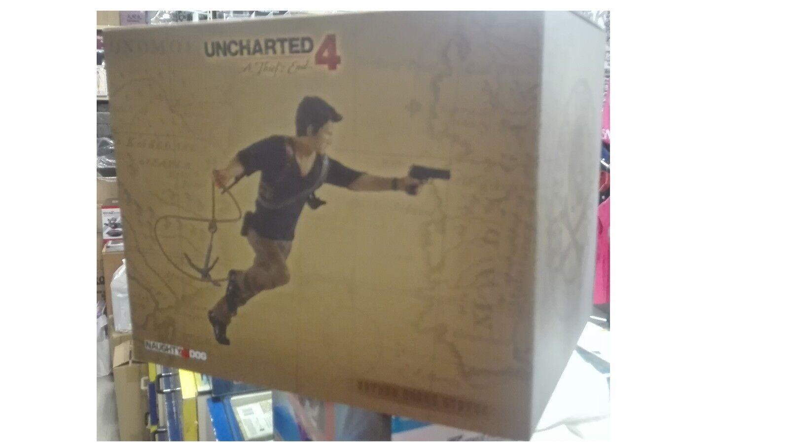 Uncharted 4 A Thief's End Statue Nathan Drake 30cm Gaya Entertainm. Naughty Dog
