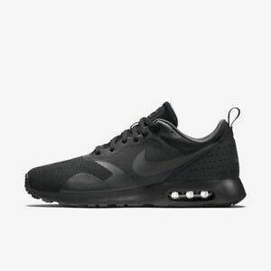 new styles e327f b33e8 Image is loading Nike-Air-Max-Tavas-705149-010-Black-Anthracite-