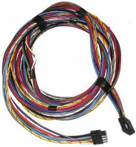 Wire Harness Square Male to Square 8 Pin 26 Ft Color Coded ...
