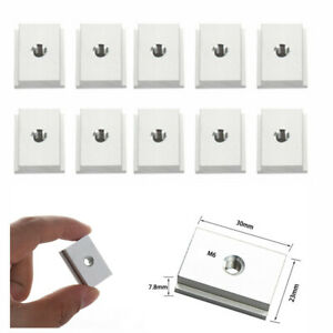 10pcs-M6-T-Slot-Nut-T-Track-Sliding-Nut-Tools-For-Woodworking-Tool-Lock-Clasp-A