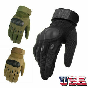 Details about  /Outdoor Sports Tactical Full Finger Gloves Army Military Combat Hunting Shooting