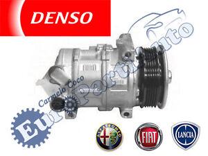 Compressore-Aria-Condizionata-per-Alfa-Fiat-Lancia-1-4-51794515-DCP09020