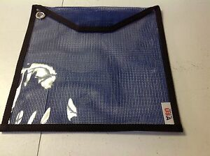 """Fishing Lure Bags 1 Pocket 12/""""w x 10/""""L  and Multi Sizes"""
