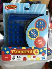 Hasbro Connect 4 Travel Size Game NEW