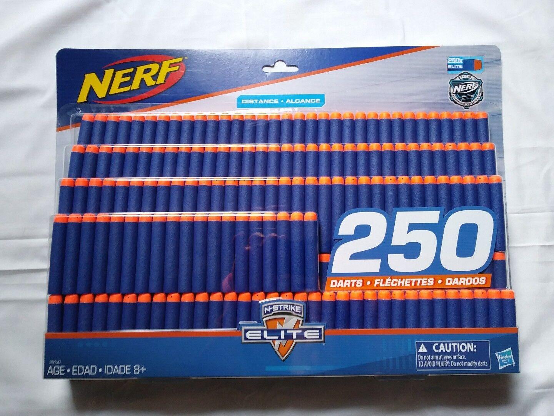 Nerf 250 N-Strike Elite Darts Darts Darts f82723