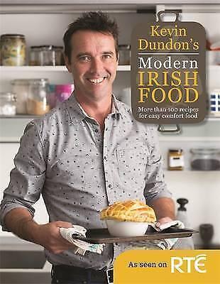 Kevin Dundon's Modern Irish Food-ExLibrary