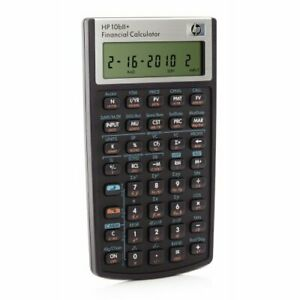 HP-HP-10BII-Financial-Calculator