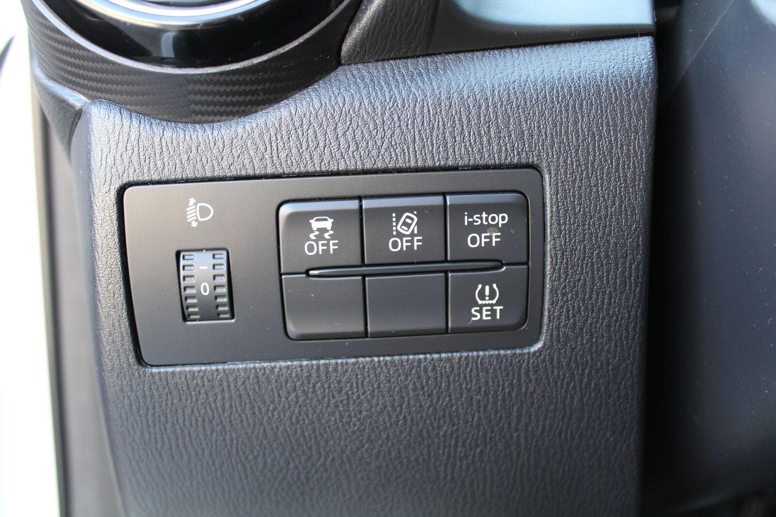 Mazda 2 1,5 Sky-G 90 Niseko - billede 15