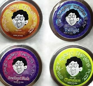 hypercolor thinking putty