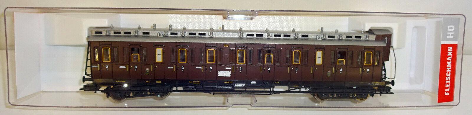 Fleischuomon h0 568604 compartimento autorello tipo cc 3. classee dei K.P. e.V.  NUOVO  OVP