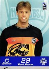 AK 4266 René Renno, Hertha BSC 1999/2000