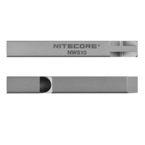 New NWS10 2016 Titanium Lifesaving Emergency Survival SOS 120db Whistle