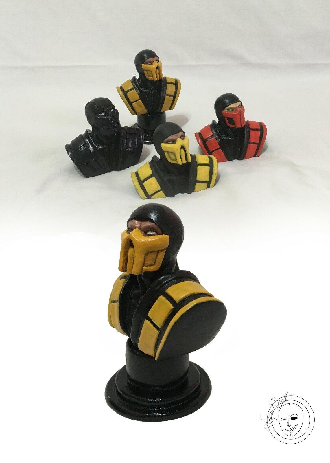 Mortal Kombat Scorpion, Mortal Kombat Ninja, Mortal Kombat Fan Art,