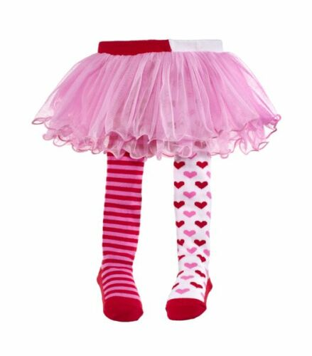 Hearts /& Stripes by Ganz for Baby Girl 0-12 Months BABY TUTU /& TIGHTS