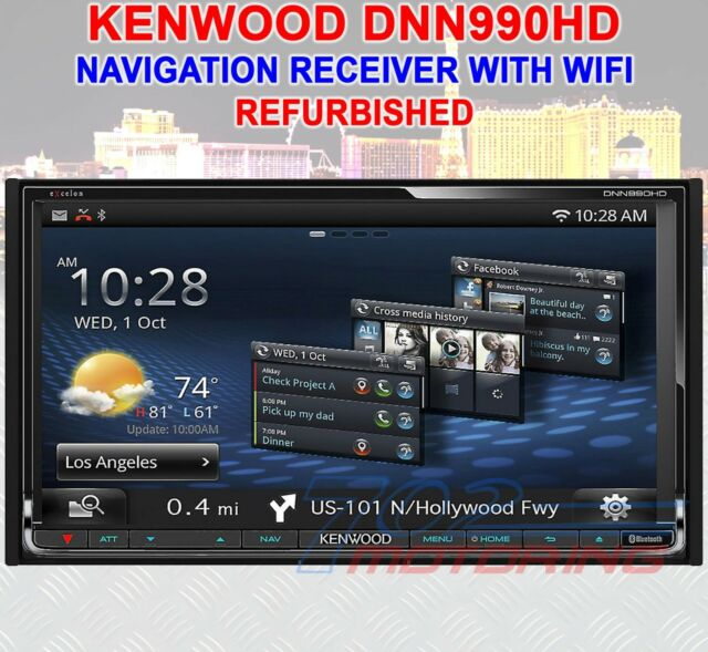 Driver: KENWOOD DNN990HD Multimedia Receiver