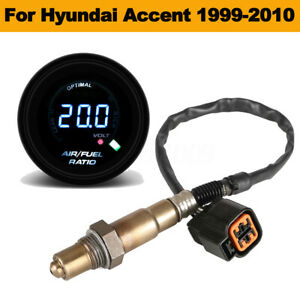 52mm-Auto-Car-Air-Fuel-Ratio-Gauge-O2-Oxygen-Sensor-For-Hyundai-Accent-1999-2010