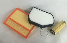 Set FILTRO filtri olio filtro aria dell'abitacolo FILTRO CLK c208 200/w202 c180 200 220