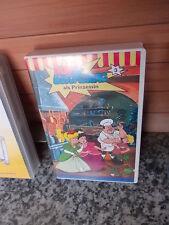 Bibi Blocksberg als Prinzessin, eine VHS Video Cassette