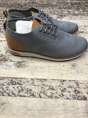NEW! J Sport Men/'s Grey Lincoln Oxford Shoes Variety in Size