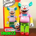 Medicom 1000% Bearbrick ~ The Simpsons Be@rbrick Krusty the Clown