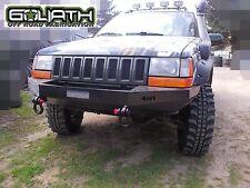 Jeep Grand Cherokee ZJ (1993 - 95) Winch Front Steel Custom Bumper