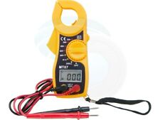 Digital Lcd Clamp Multimeter Acdc Voltmeter Ammeter Ohms Volt Meter