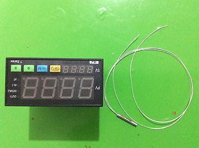 Dual F//C PID Thermostat Temperature Controller SSR output TA8-SNR+2M K Sensor