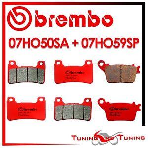 Pasticche freno Posteriore BREMBO SP Per HONDA CBR 600 RR 2005 05 07HO36SP