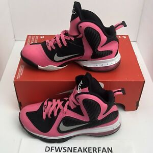 best sneakers 572cf c1910 Image is loading Nike-Lebron-9-GS-Size-6-5Y-472664-