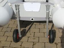 New Aluminum Boat Launching Wheels for Dinghy/Boat/Tender/Transom