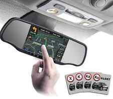 App-Tronics SmartNav 5r, Rearview mirror with GPS and Radar Radar Detector