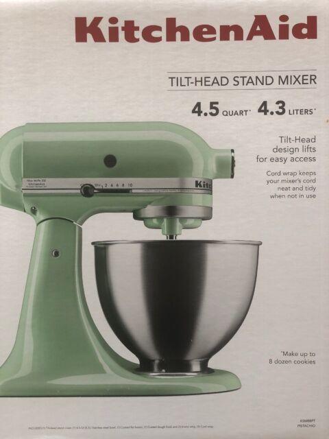 KitchenAid 4.5qt Tilt Head Stand Mixer KSM88PT
