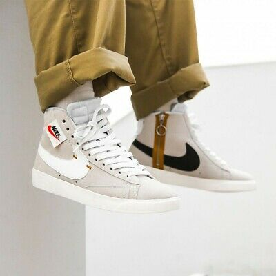 Nike Blazer Mid Rebel OFF White Summit