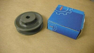 """BK30-7//8/"""" Cast Iron Sheave Pulley 2.95/"""" x 7//8/"""" Bore One Groove 4L,5L Belts"""