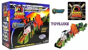 KUNG-ZHU-PET-Special-Forces-Training-Center-Alpha-ACTION-AGILITY-OBSTACLE-COURSE