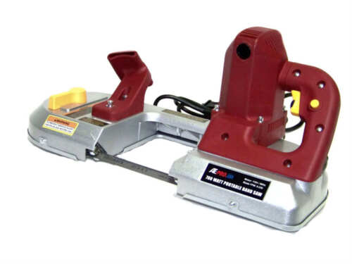 """HEAVY DUTY  PORTABLE BAND SAW 4-1//2/"""" CUT CAPACITY ELECTRIC HACK SAW  ATE"""