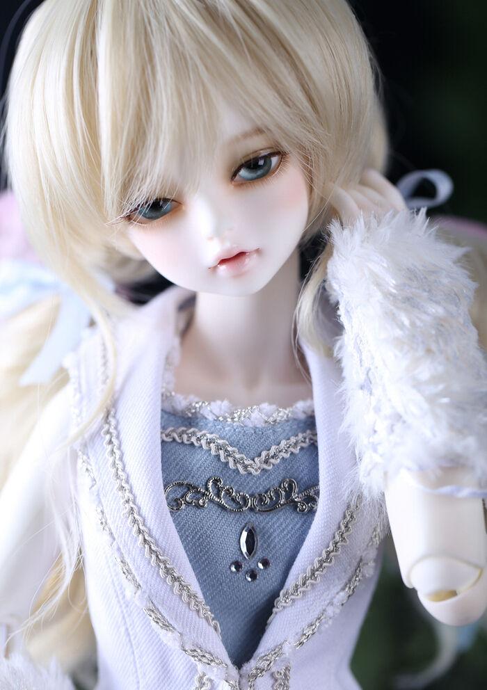 Para Soom muñeca de fantasía Dain-Moon Light Elfos ojos Gratis + Cara Maquillaje