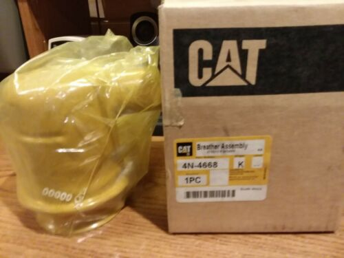 NOS FREE SHIPPING CAT 4N-4668 BREATHER ASSY CATERPILLAR OEM