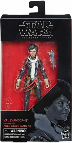 "Brand New Val Mimban Star Wars The Black Series 6/"" Figure"