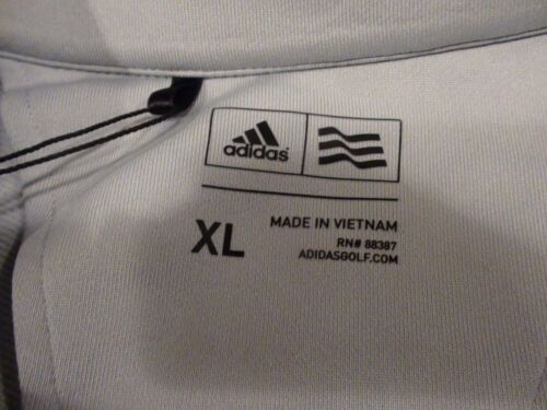 Adidas Men/'s Chrome Gray Zip Up Jacket Size L /& XL MSRP $70 NWT