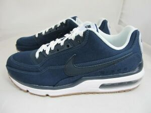 32b55feba52d Nike Air Max LTD 3 TXT DENIM Obsidian Navy Blue White Gum 746379-412 ...