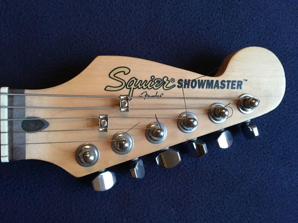 Elguitar, Fender Fender Squier Showmaster