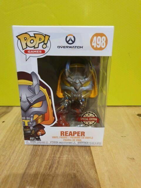 POP Vinyle Overwatch série 5 Reaper Hellfire Figure de Collection édition spéciale