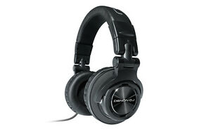 Denon DJ - Hp1100 Headphones Black