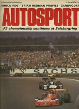 Autosport June 6th 1974 *Imola 1000 Km & Salzburg F2*