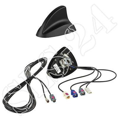m Radio KFZ Antennenadapter Calearo BMW VW Seat Antennen Adapter HC97 m Fakra