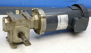 General electric 5bpb56saa43c dc dual shaft speed reducer for General electric dc motors