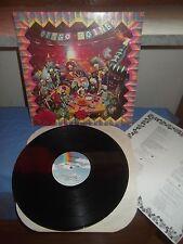 "Oingo Boingo ""Dead Man's Party"" LP MCA USA 1985 - INSERT"