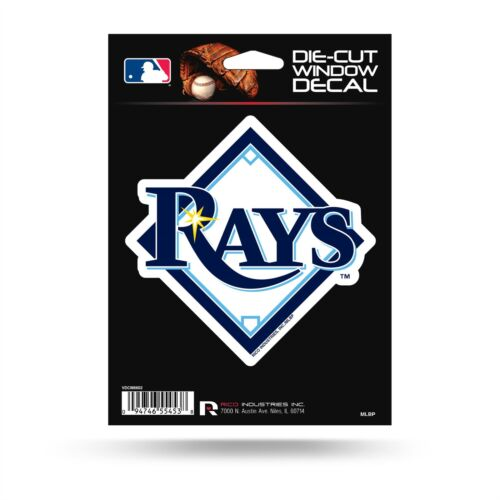 Tampa Bay Rays Sticker Emblem Decal die-cut logo Car Truck Decal Sticker VDCM