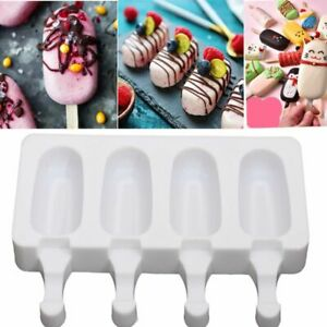 4-Cell-Silicone-Frozen-Ice-Cream-Mold-Juice-Popsicle-Maker-Ice-Lolly-Pop-Mould